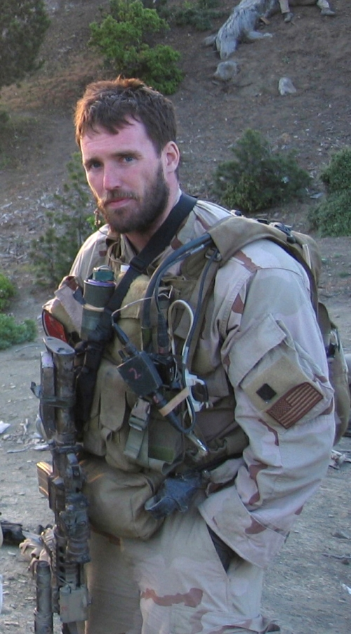 Navy SEAL Lt. Michael P. Murphy