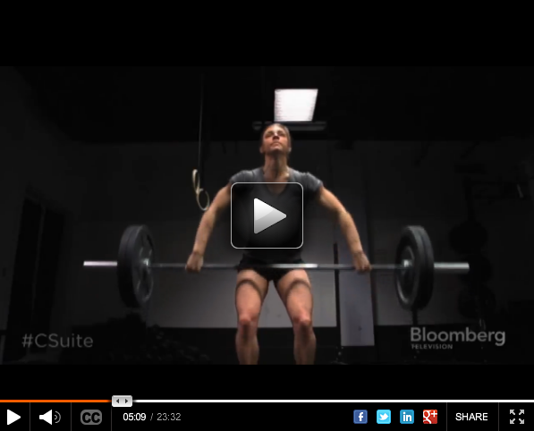CrossFit Bloomberg